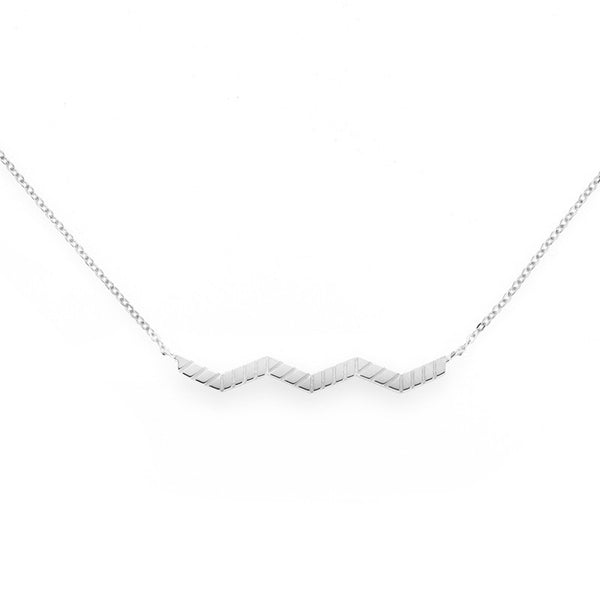 Zen Garden II. Oblique Necklace