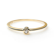 Simple Ring - Diamond
