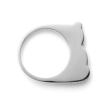 Half Shape Ring
