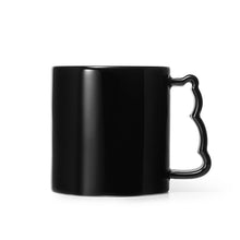 Zazen Bear Handle Mug - Black & White