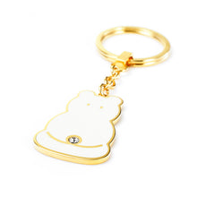 Zazen Bear Key Ring