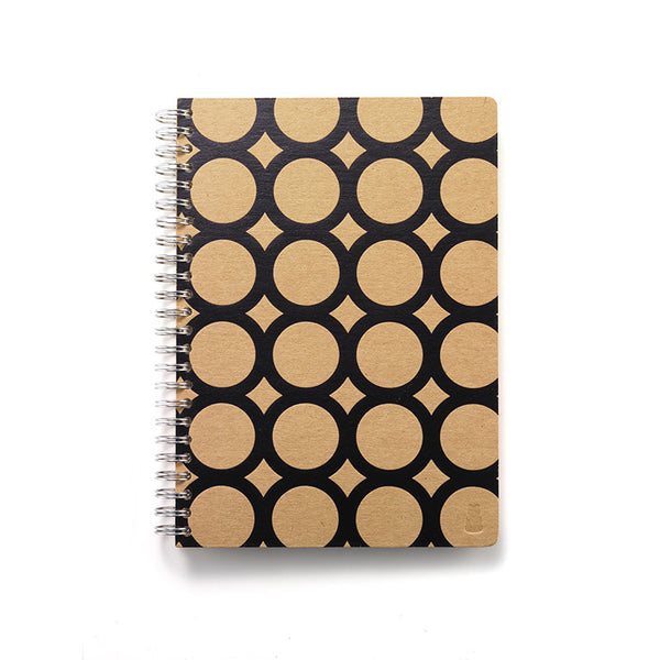 Spiral Sketchbook - Black