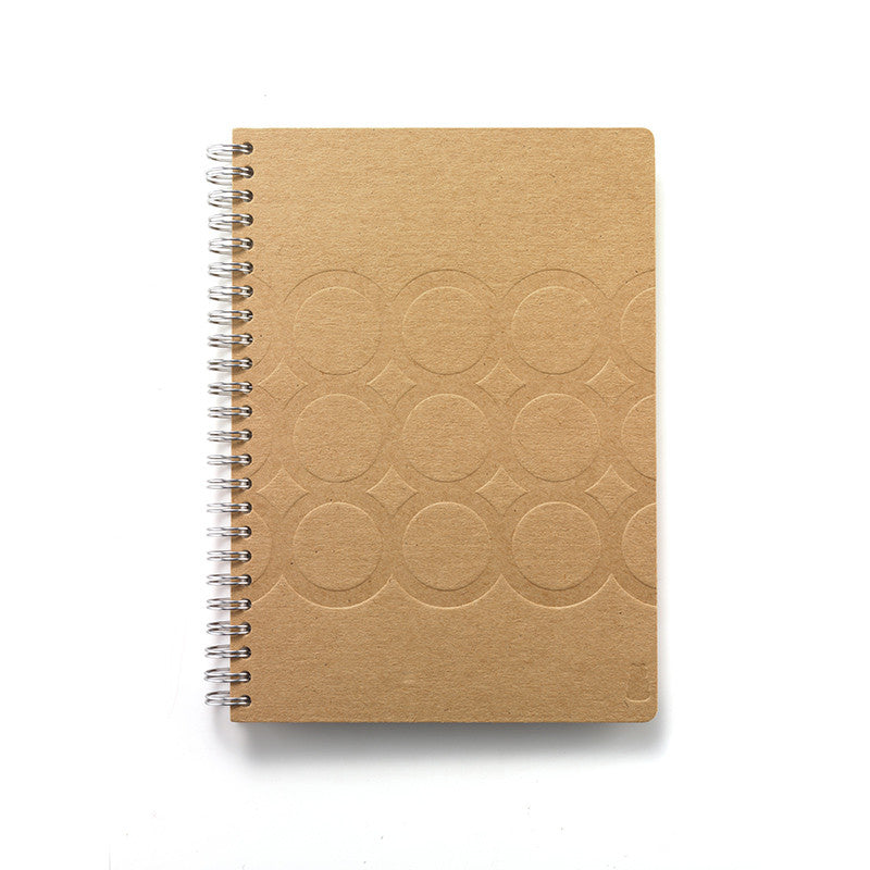 Spiral Sketchbook Clear