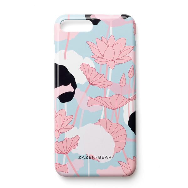 Day Lotus iPhone 7 Case