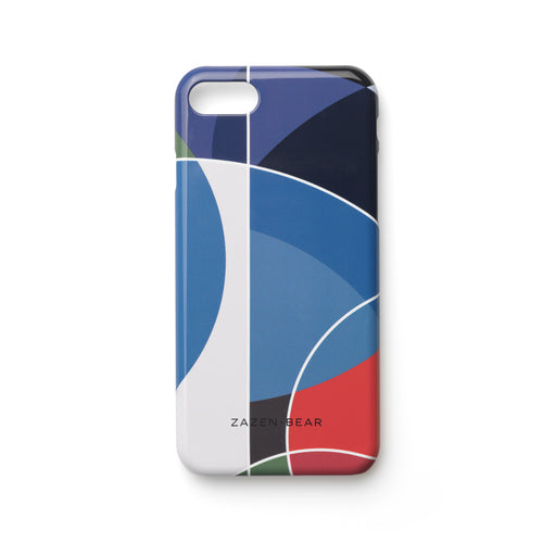 Color Curve I iPhone 7 Case