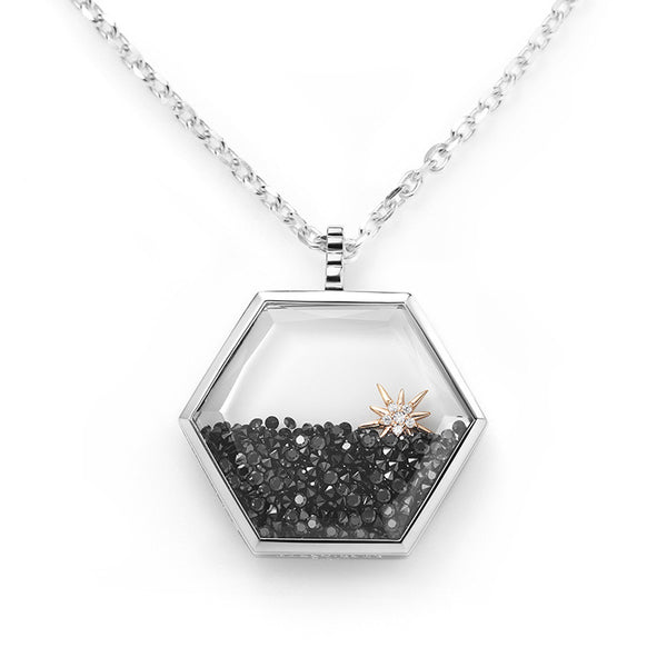 North Star Charm Necklace