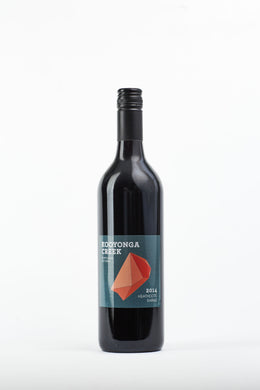 Heathcote Shiraz 2014