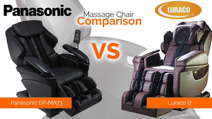 When You Talk About The Top Of The Line Production With The Most Innovative  Technology Possible In Massage Chairs, Panasonic, And Luraco Technologies  Are At ...