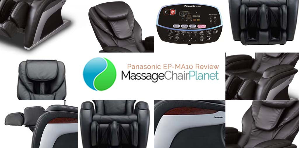 Panasonic EP-MA10 Massage Chair Review
