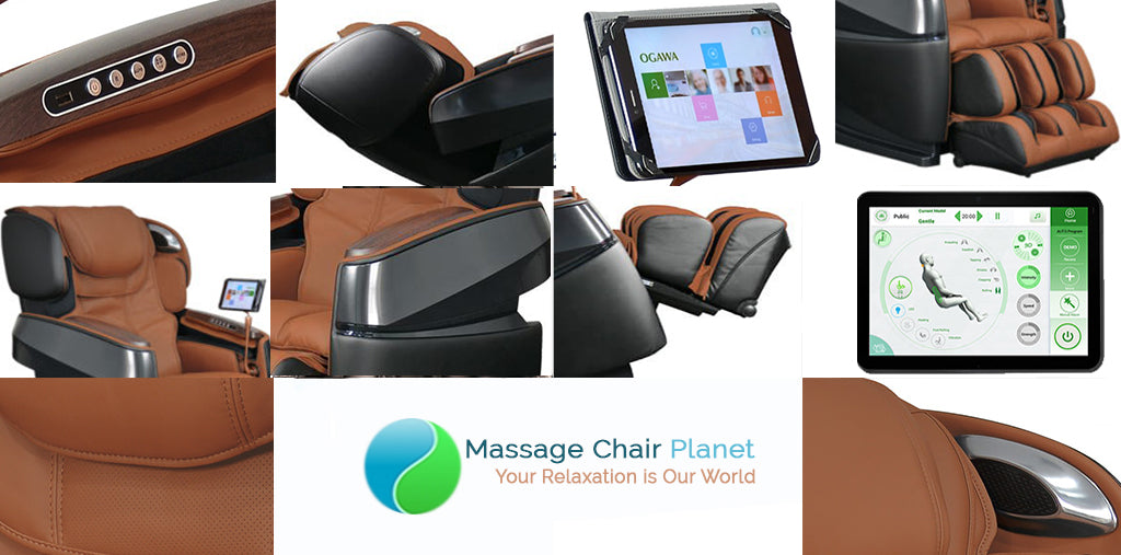 Ogawa Smart 3D Massage Chair Review