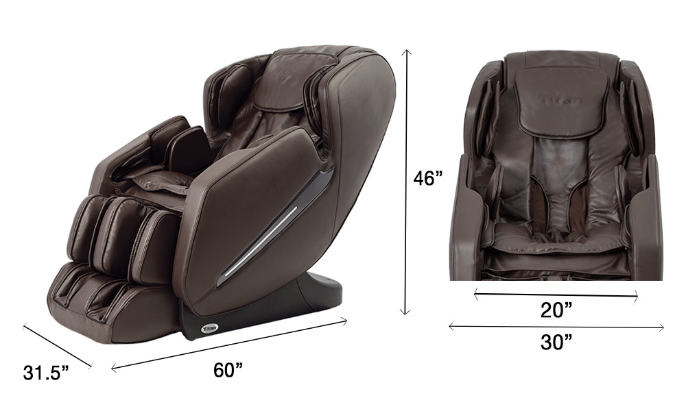 carina massage chair specs