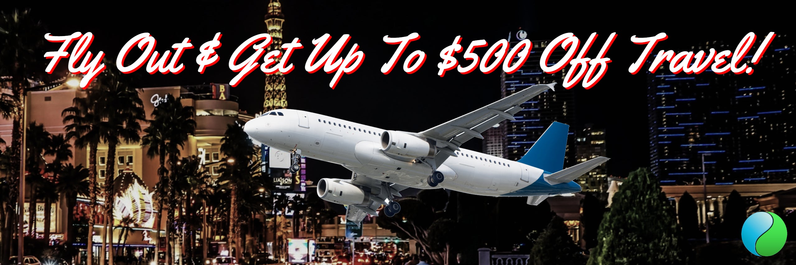 fly out to vegas promo