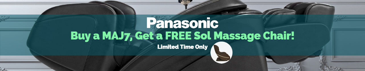 panasonic massage chair bogo