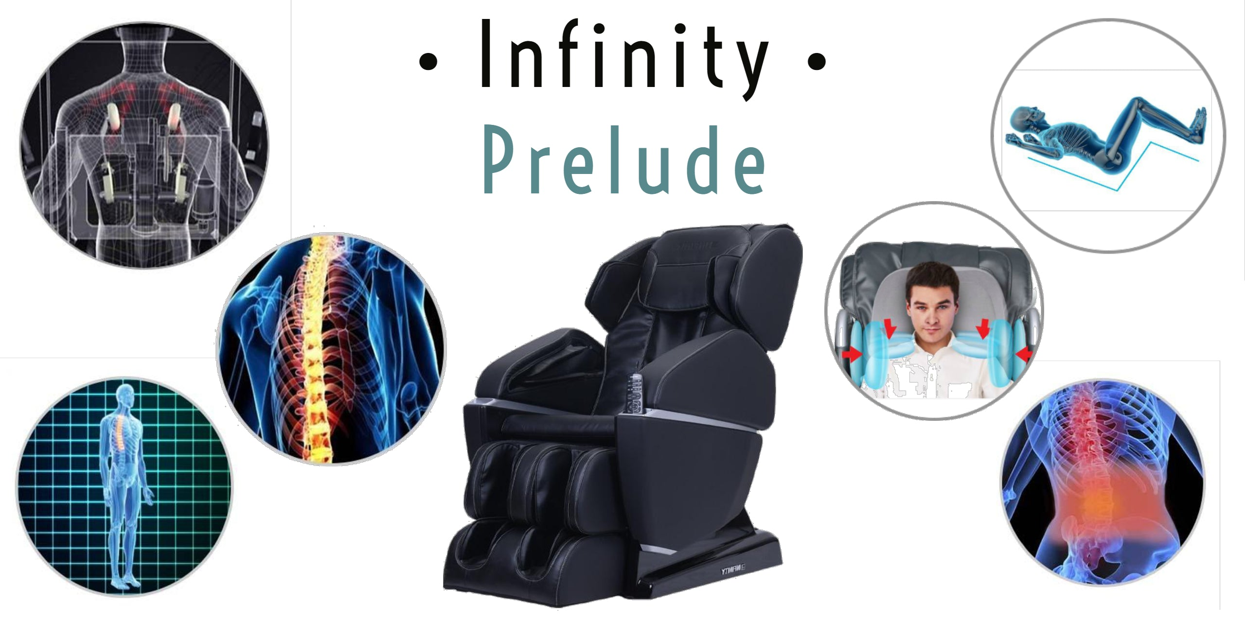 infinity prelude feature set