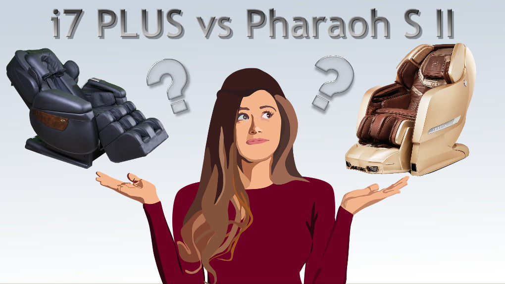 i7 plus vs pharaoh s ii