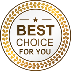 the best choice for you