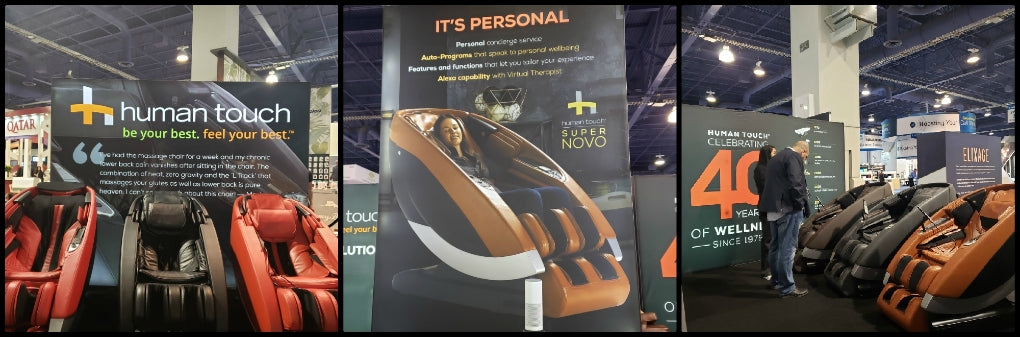 human touch massage chairs ces 2020