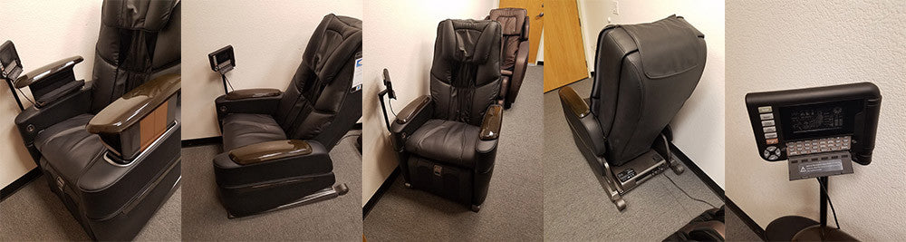 massage chair trade-in program