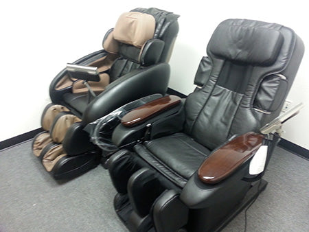 massage chair show room
