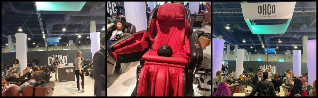 ohco massage chair ces 2020