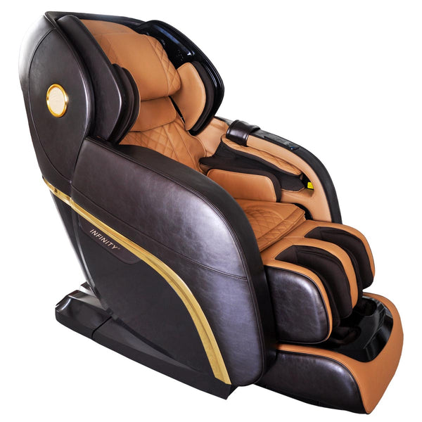 Infinity Overture Massage Chair - B-Grade Brown (Open Box Special)