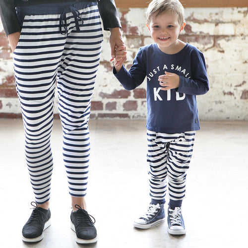 Stevie Stripe Jogger Pant