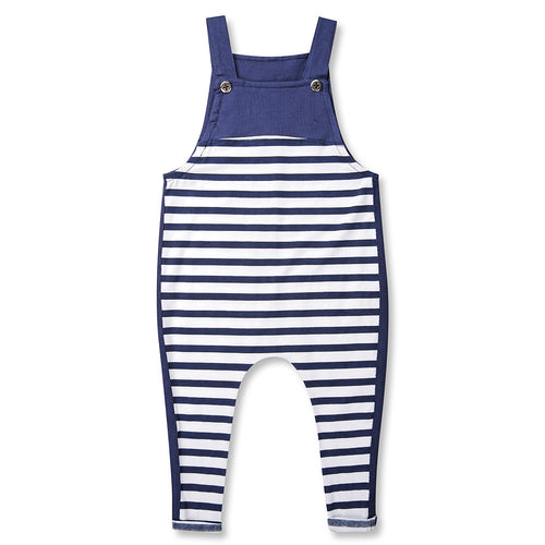 Stevie Stripe Overall