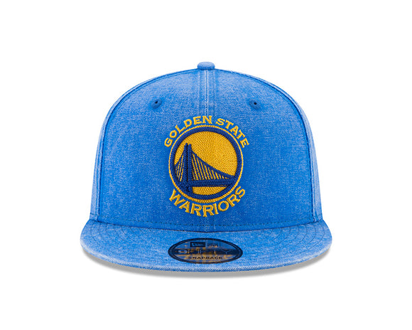 Golden State Warriors 9fifty Snapback Washed Over Hat Cap One Size Fits Most - Bleacher Bum Collectibles, Toronto Blue Jays, NHL , MLB, Toronto Maple Leafs, Hat, Cap, Jersey, Hoodie, T Shirt, NFL, NBA, Toronto Raptors