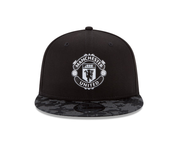 Manchester United EPL Red Devil Reflective Camouflage Camo Snapback 9Fifty Cap Hat - Bleacher Bum Collectibles, Toronto Blue Jays, NHL , MLB, Toronto Maple Leafs, Hat, Cap, Jersey, Hoodie, T Shirt, NFL, NBA, Toronto Raptors