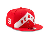 Men's Toronto Raptors New Era Red 2018 Flip Edition 9FIFTY Snapback Adjustable Hat - Bleacher Bum Collectibles, Toronto Blue Jays, NHL , MLB, Toronto Maple Leafs, Hat, Cap, Jersey, Hoodie, T Shirt, NFL, NBA, Toronto Raptors