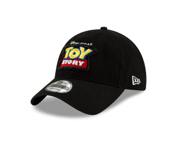 Disney Pixar's Toy Story New Era Black 9Twenty Buckle Adjustable Dad Hat Cap - Bleacher Bum Collectibles, Toronto Blue Jays, NHL , MLB, Toronto Maple Leafs, Hat, Cap, Jersey, Hoodie, T Shirt, NFL, NBA, Toronto Raptors