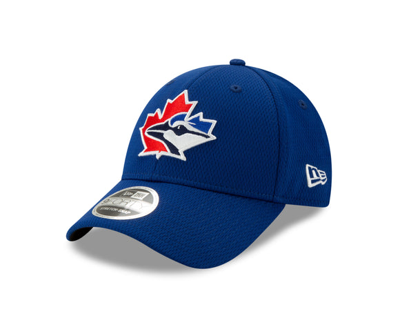 Men's New Era Royal Toronto Blue Jays 2020 Batting Practice - 9FORTY Adjustable Snapback Hat - Bleacher Bum Collectibles, Toronto Blue Jays, NHL , MLB, Toronto Maple Leafs, Hat, Cap, Jersey, Hoodie, T Shirt, NFL, NBA, Toronto Raptors