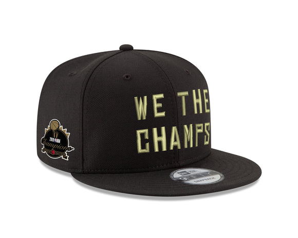 Men's Toronto Raptors New Era We The Champs 2019 NBA Champions Side Patch  9FIFTY Snapback Adjustable Hat - Bleacher Bum Collectibles, Toronto Blue Jays, NHL , MLB, Toronto Maple Leafs, Hat, Cap, Jersey, Hoodie, T Shirt, NFL, NBA, Toronto Raptors