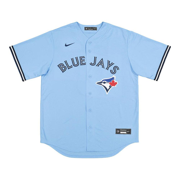 Youth Toronto Blue Jays Bo Bichette Nike Powder Blue Alternate 2020 Replica Player - Jersey - Bleacher Bum Collectibles, Toronto Blue Jays, NHL , MLB, Toronto Maple Leafs, Hat, Cap, Jersey, Hoodie, T Shirt, NFL, NBA, Toronto Raptors