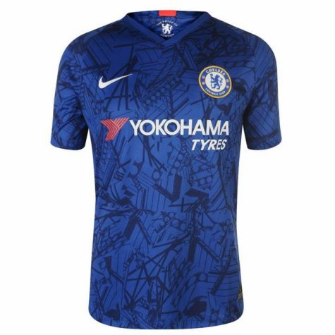 Men's 2019/20 Team Chelsea Football Club Home Blue Stadium Official Nike Jersey - Bleacher Bum Collectibles, Toronto Blue Jays, NHL , MLB, Toronto Maple Leafs, Hat, Cap, Jersey, Hoodie, T Shirt, NFL, NBA, Toronto Raptors