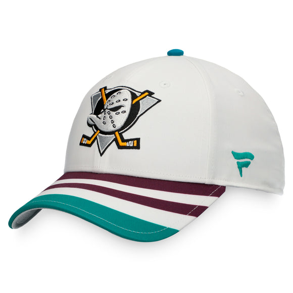 Men's Anaheim Ducks Fanatics Branded NHL Hockey Special Edition Adjustable Hat