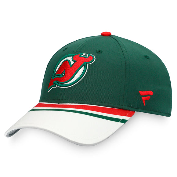 Men's New Jersey Devils Fanatics Branded NHL Hockey Special Edition Adjustable Hat