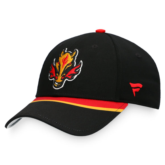 Men's Calgary Flames Fanatics Branded NHL Hockey Special Edition Adjustable Hat