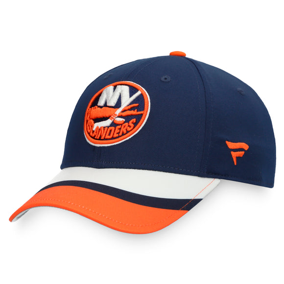 Men's New York Islanders Fanatics Branded NHL Hockey Special Edition Adjustable Hat