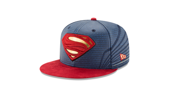 Superman Justice League All Over Limited Edition 59fifty Fitted Hat - Multiple Sizes