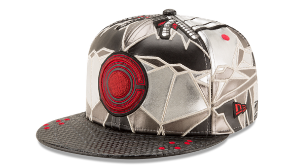 Cyborg Justice League All Over Limited Edition 59fifty Fitted Hat - Multiple Sizes - Bleacher Bum Collectibles, Toronto Blue Jays, NHL , MLB, Toronto Maple Leafs, Hat, Cap, Jersey, Hoodie, T Shirt, NFL, NBA, Toronto Raptors