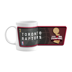 Toronto Raptors 2019 NBA Finals Champions NBA Basketball 11oz C-Handle Coffee Mug