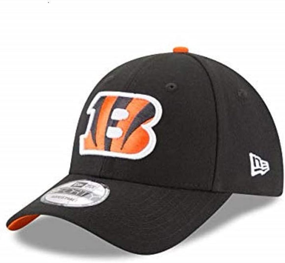 Cincinnati Bengals New Era Men's League 9Forty NFL Football Adjustable Hat