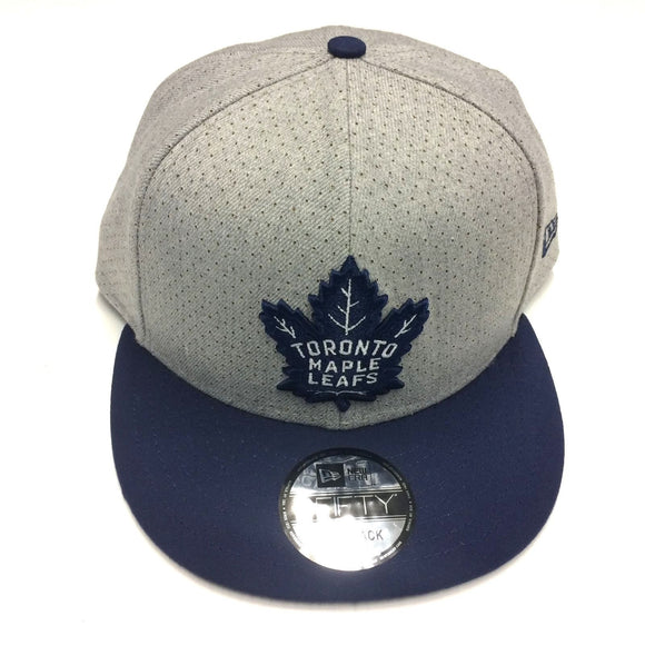 Toronto Maple Leafs NHL Hockey 9Fifty Snapback 2T Performance Hat Cap New Era One Size - Bleacher Bum Collectibles, Toronto Blue Jays, NHL , MLB, Toronto Maple Leafs, Hat, Cap, Jersey, Hoodie, T Shirt, NFL, NBA, Toronto Raptors