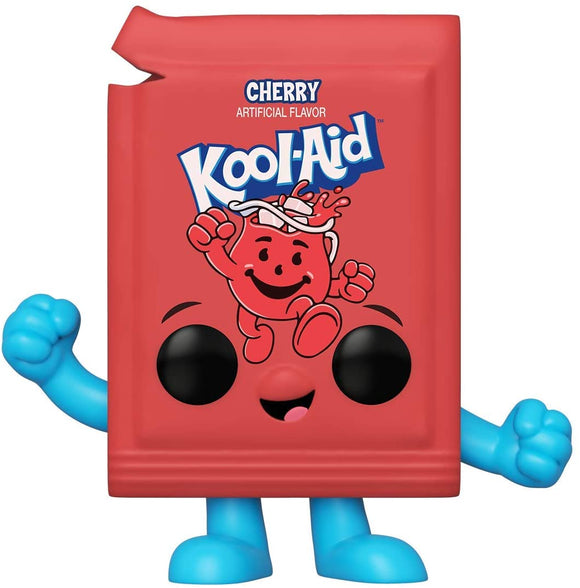 Funko Pop! Kool Aid - Original Kool Aid Red Packet #82 Toy Figure