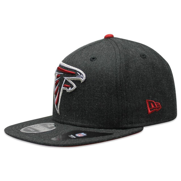 Atlanta Falcons NFL New Era 9Fifty Heather Hype Snapback Hat Cap Grey - Bleacher Bum Collectibles, Toronto Blue Jays, NHL , MLB, Toronto Maple Leafs, Hat, Cap, Jersey, Hoodie, T Shirt, NFL, NBA, Toronto Raptors