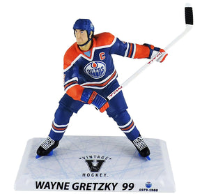 "NHL Wayne Gretzky 6"" Player Replica - Alumni Edition - Edmonton Oilers"