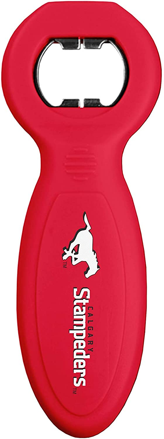 Calgary Stampeders CFL Football Sound Noise Chant Musical Bottle Talking Opener