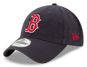 Boston Red Sox New Era MLB 9Twenty Primary Core Classic Adjustable Hat - Bleacher Bum Collectibles, Toronto Blue Jays, NHL , MLB, Toronto Maple Leafs, Hat, Cap, Jersey, Hoodie, T Shirt, NFL, NBA, Toronto Raptors