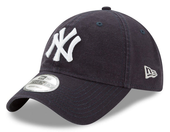 New York Yankees New Era MLB 9Twenty Primary Core Classic Adjustable Hat - Bleacher Bum Collectibles, Toronto Blue Jays, NHL , MLB, Toronto Maple Leafs, Hat, Cap, Jersey, Hoodie, T Shirt, NFL, NBA, Toronto Raptors